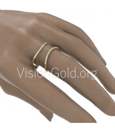 Gold Ring Designs Online 0086